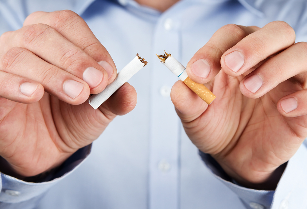 I want to stop smoking. Can acupuncture help?