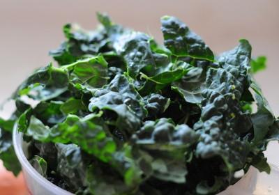 food vegetables kale