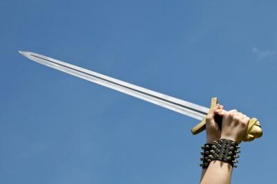 sword sky