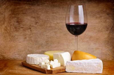 food wine cheese