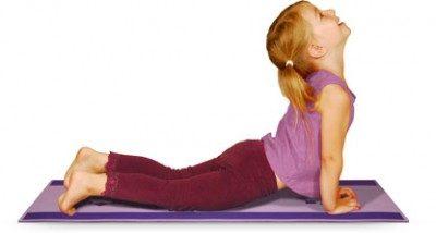 child yoga