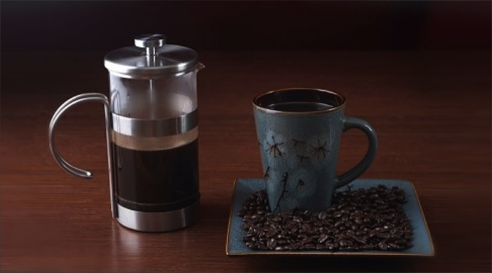 Reuse your coffee grounds