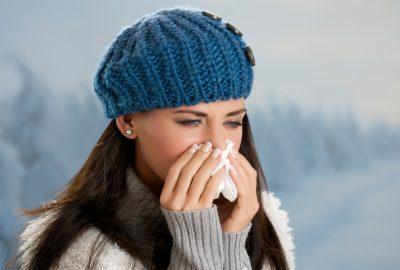 sneeze cold