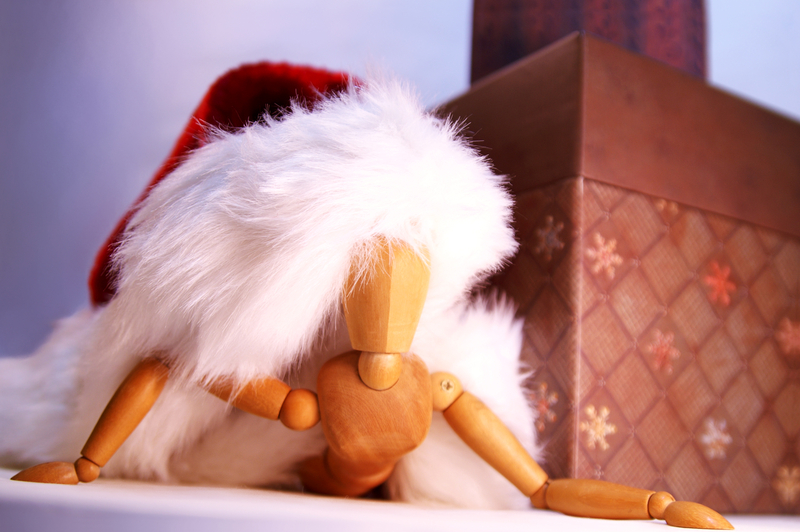 Holiday stress? Jill's top 5 instant stressbusters