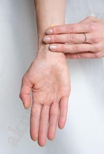 Acupressure - wrist