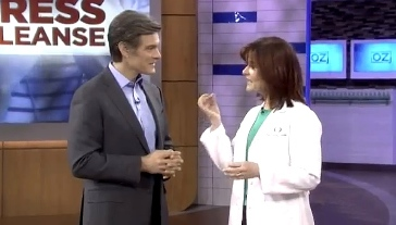 Dr Oz and Jill