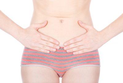 woman pelvic