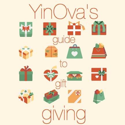 YinOva Guide to Gift Giving