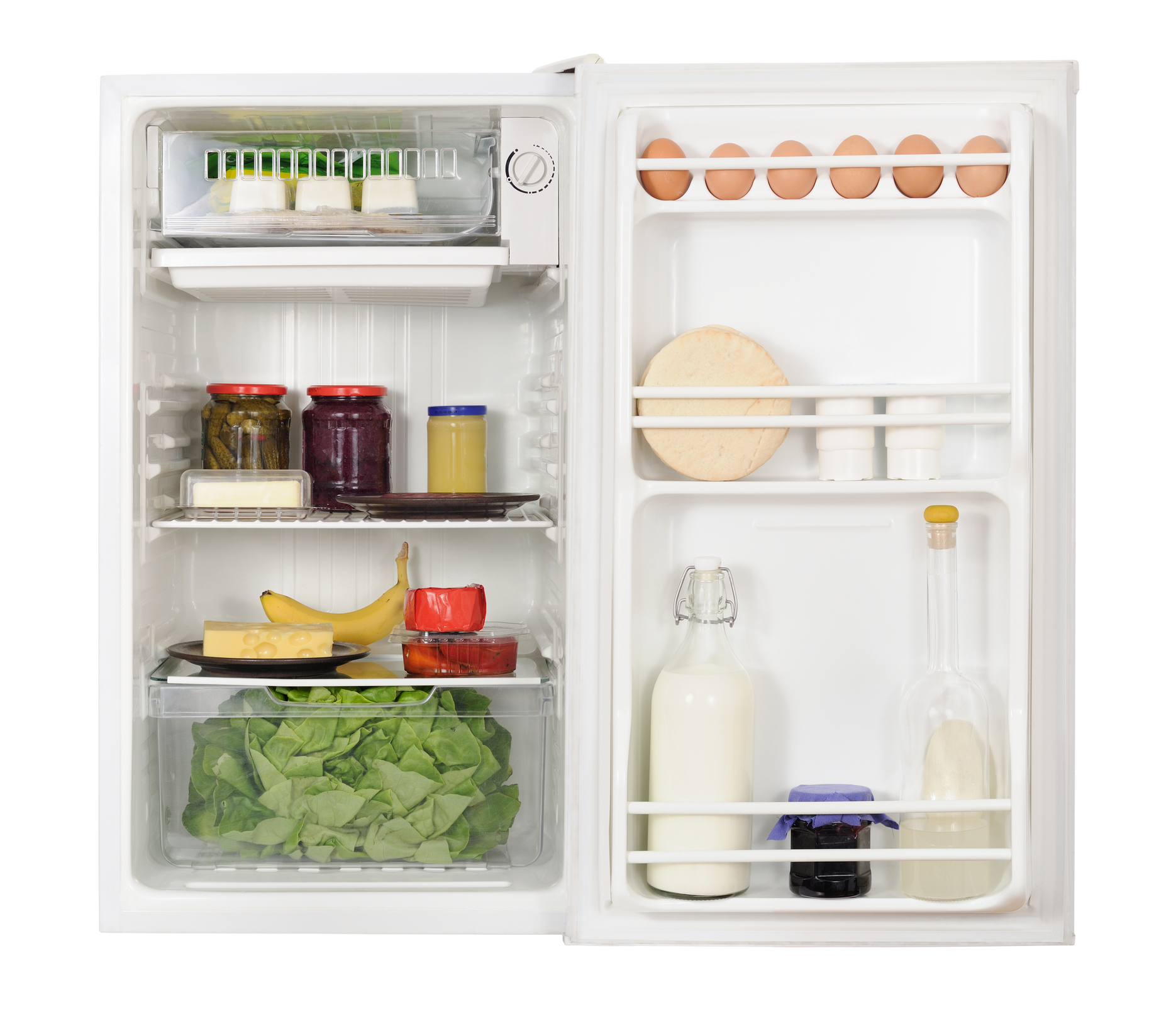 What Does Your Acupuncturist Eat? A Look Inside Kymberly's Refrigerator