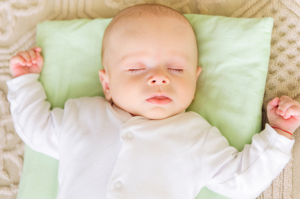 Sleep Health Center Pillow