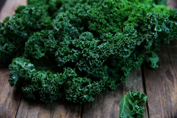 Greens, kale