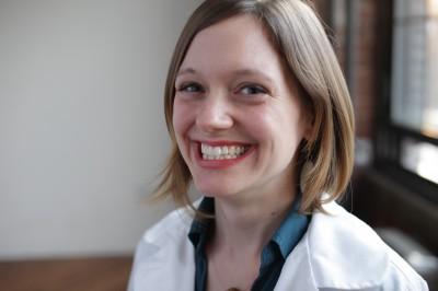 Katherine Hogan Headshot