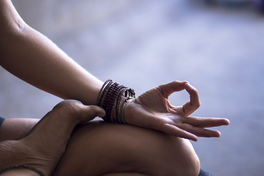 Meditate Away Your Holiday Stress