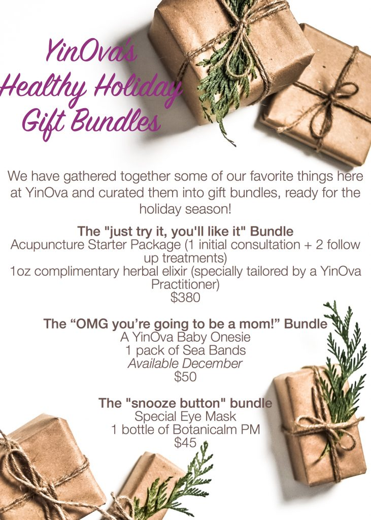 an infographic explaining a gift bundle from 2017