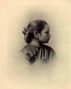 Photo of Dr. Anandibai Joshee
