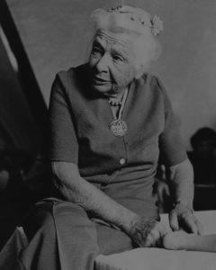Photo of Ida Rolf