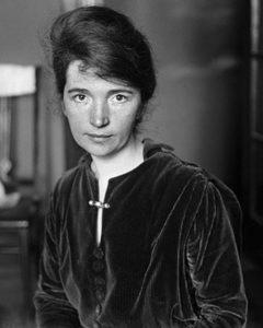 Photo of Margaret Sanger