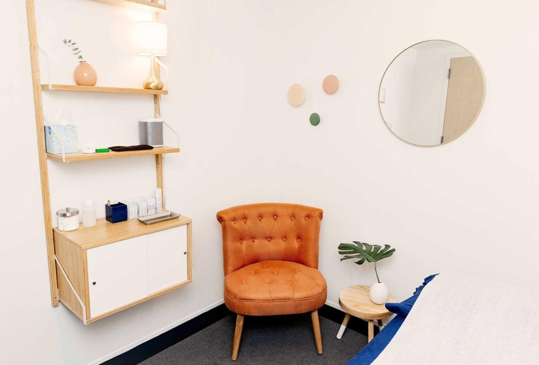 A Yinova Treatment Room