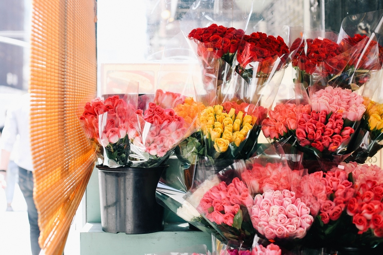 Bouquets of roses for sale