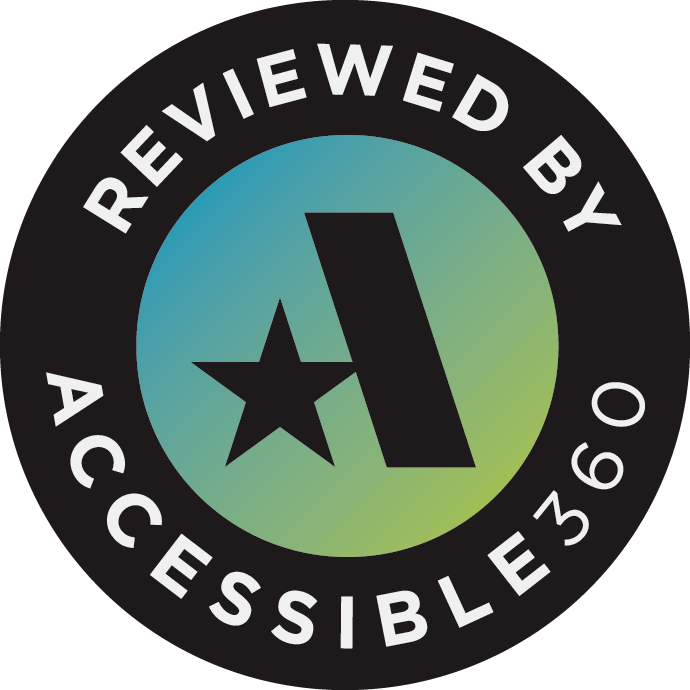 Review Badge from Accessible 360