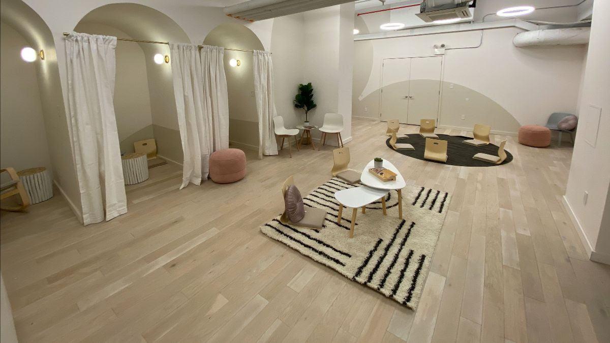 cocoon's nursery space